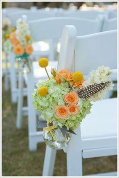 10 arreglos florales hermosos para decorar tu boda 0 0