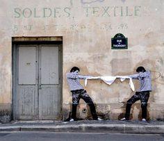 Paris, França. 20 cidades incríveis pelo mundo para se ver Street Art.