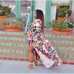 PLUS SIZE FASHION -  Gone with the wind fierceness on the blog today! Dress: #amazingyouboutique