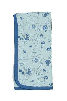 Snugglebum 30AUD (+20 postage) Treasure Map Cot Quilt Cover