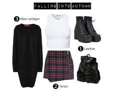 Autumn inspired look.