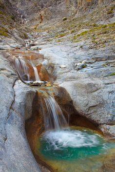 Slick Rock Gorge | Eagle Cap Wilderness, Oregon