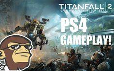 TITANFALL 2 GAMEPLAY! PILOTS V PILOTS