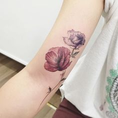 See this Instagram photo by @tattooist_flower • 11.7k likes