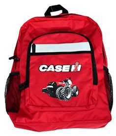 Case IH Tractor Red Backpack     Check out the image by visiting the link. 0afd9522a4876