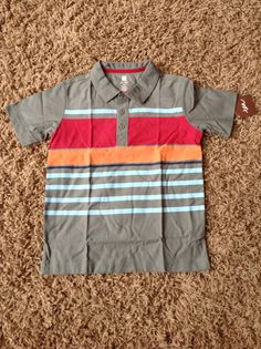 Eastern Pop Striped Polo - South Africa (2013).