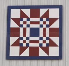 """America Star""  Fleming Feed & Grain, 20325 112th Rd, Burden KS 67019 Artists: Central High School Art Dept. GPS Coordinates: 37.316248, - 96.801325"