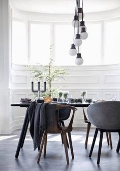 Lässiger Stühle-Mix | Stilpalast