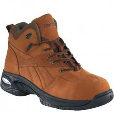 RB438 Reebok Women's Classic Performance Safety Boots - Golden www.bootbay.com