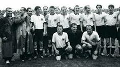 West Germany - Winner of the 1954 World Cup in Switzerland