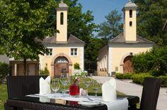 im Parkhotel ARCOTEL Castellani Salzburg lässt sich der #Sommer genießen #summertime #austria Salzburg, Hotels, Restaurant, Mansions, House Styles, Home Decor, Celebrations, Recovery, Summer
