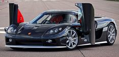 2006 Koenigsegg CCX - Specifications, Images, TOP Rating