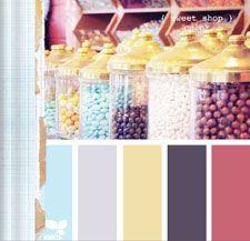 Sweet Shop Color