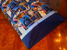Star Wars Pillowcase Original Trilogy by PamDivine on Etsy