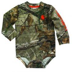 Carhartt Infant Bodyshirt - Realtree Xtra - Mills Fleet Farm