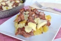 » Patate con salsiccia e scamorza Ricette di Misya - Ricetta Patate con salsiccia e scamorza di Misya
