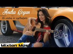 Andra Gogan - Ne vedem in septembrie (Video Oficial) by Mixton Music Songs, My Love, Touch, Youtube, Romania, Audio, Art, Art Background, Kunst