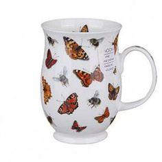 Dunoon Suffolk Meadowsong Mug - Bees