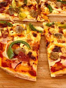 LATSIAKONYHÁJA: PIZZA a legjobb Vegetable Pizza, Vegetables, Food, Essen, Vegetable Recipes, Meals, Yemek, Veggies, Eten