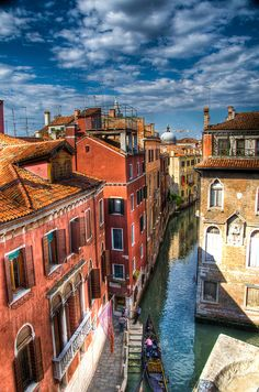 ✮ Venice Canal