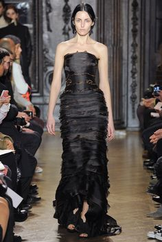 Giles - Fall 2012 Ready-to-Wear - Look 3 of 44