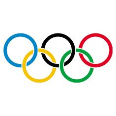 Are you curious to know the hidden message behind OLYMPIC LOGO #olympic #dhlogofacts #logodesign