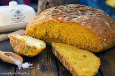 moje pasje: Chleb dyniowy
