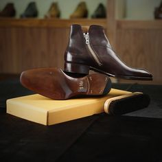 : Saint Crispin's Model 613 at Leatherfoot