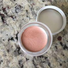 green beauty makeup highlighter - RMS Beauty Peach Luminizer