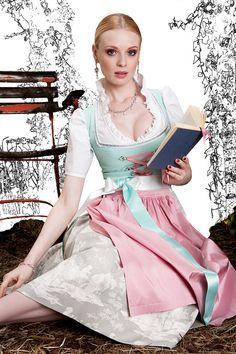 "Dirndl ""Lisa"" http://amsel-fashion.de/index.html"