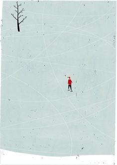 Alessandro Gottardo, Shout - Minimum Fax - David P. Usher Award - Ice