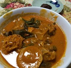 Yummy Kare Kare, Thai Red Curry, Beef, Ethnic Recipes, Food, Meat, Essen, Meals, Yemek
