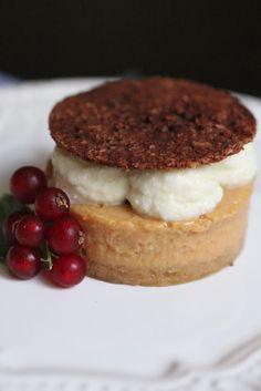Com uma pitada de açúcar...: Cheesecakes