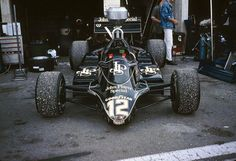 Lotus 91 ~ 1982 Swiss Grand Prix