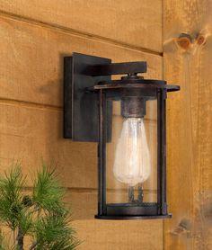 """Ridgeland 10 1/2"""" High Bronze Outdoor Wall Light"""
