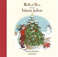 http://www.adlibris.com/fi/product.aspx?isbn=9132164424   Nimeke: Belle & Boo och den bästa julen - Tekijä: Mandy Sutcliffe - ISBN: 9132164424 - Hinta: 10,70 €