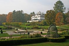 The Mount (Edith Wharton's house) Lenox MA