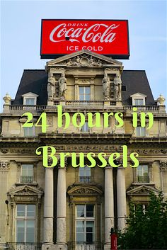 Brussels is an enorm