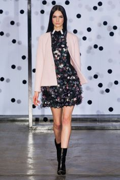 FALL 2014 RTW TANYA TAYLOR COLLECTION