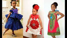Ankara Skirt And Blouse, African Children, Ankara Styles, Latest Fashion, Satin, Summer Dresses, Bridal, Stylish, Skirts