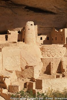 Cliff Palace, Mesa Verde National Park, Colorado | Fred Stearns