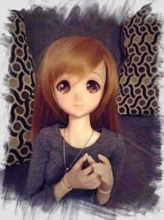 Mirai Suenaga Smart Doll by lenaleedb00