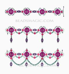 free-pattern-beaded-necklace-tutorial-2 (647x700, 236Kb)