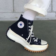 JW Anderson x Converse Indie Outfits, Punk Outfits, Grunge Outfits, Cute Shoes, Me Too Shoes, Lolita Outfit, Sneakers Fashion, Fashion Shoes, Jordans Sneakers