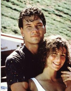 Dirty Dancing... Best. Love story. Ever.