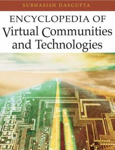 the description of virtual communities A virtual community is a social network of individuals who interact through specific social media, potentially crossing geographical and political boundaries in order to pursue mutual interests or goals.