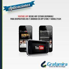 YouTube se pone al día en móviles: Los usuarios podrán ver videos y navegar a la vez, gracias a la actualización que YouTube realizó a su aplicación móvil. Descargala aquí: iOS: https://itunes.apple.com/es/app/youtube/id544007664?mt=8 Android: https://itunes.apple.com/es/app/youtube/id544007664?mt=8