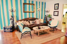 eclectic design - Mr. Kate