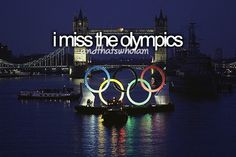 mainly because of the memories made on the night of the opening ceremonies, 2012 <3