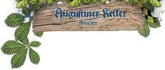 Augustiner Keller München - Our dinner destination for the 1st night in Munich